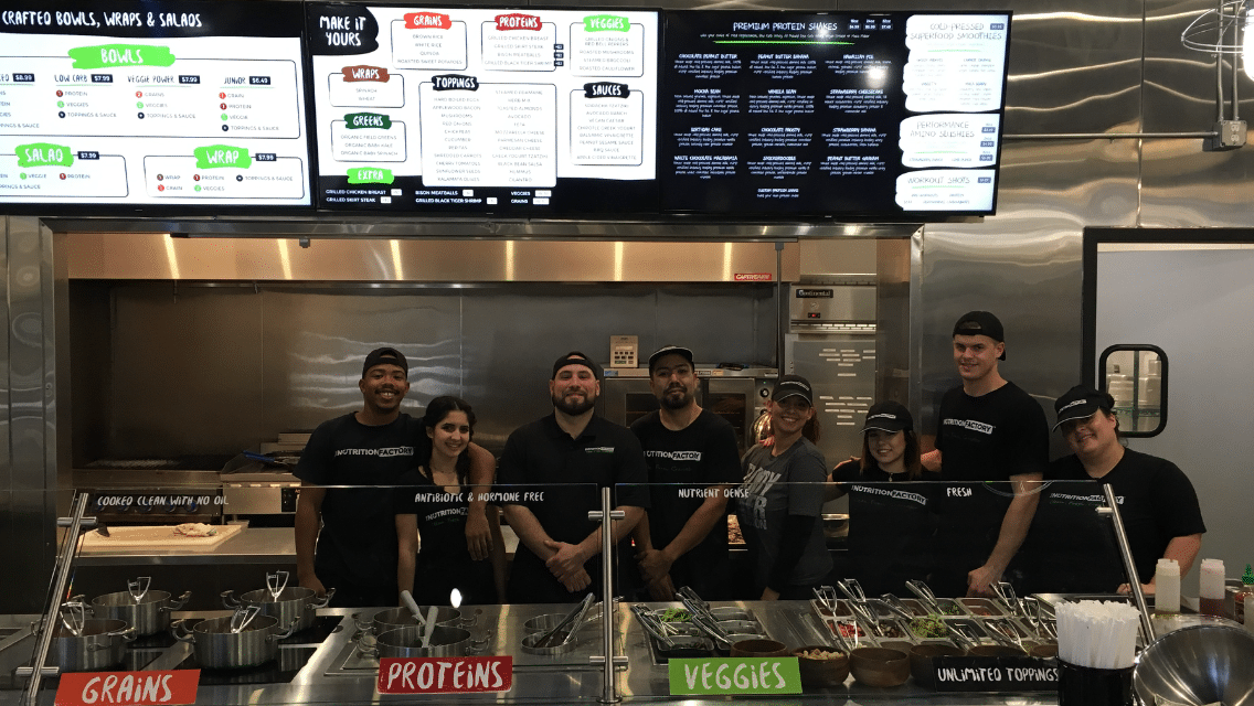 Nutrition Factory Tampa | Powerhouse Gym Tampa